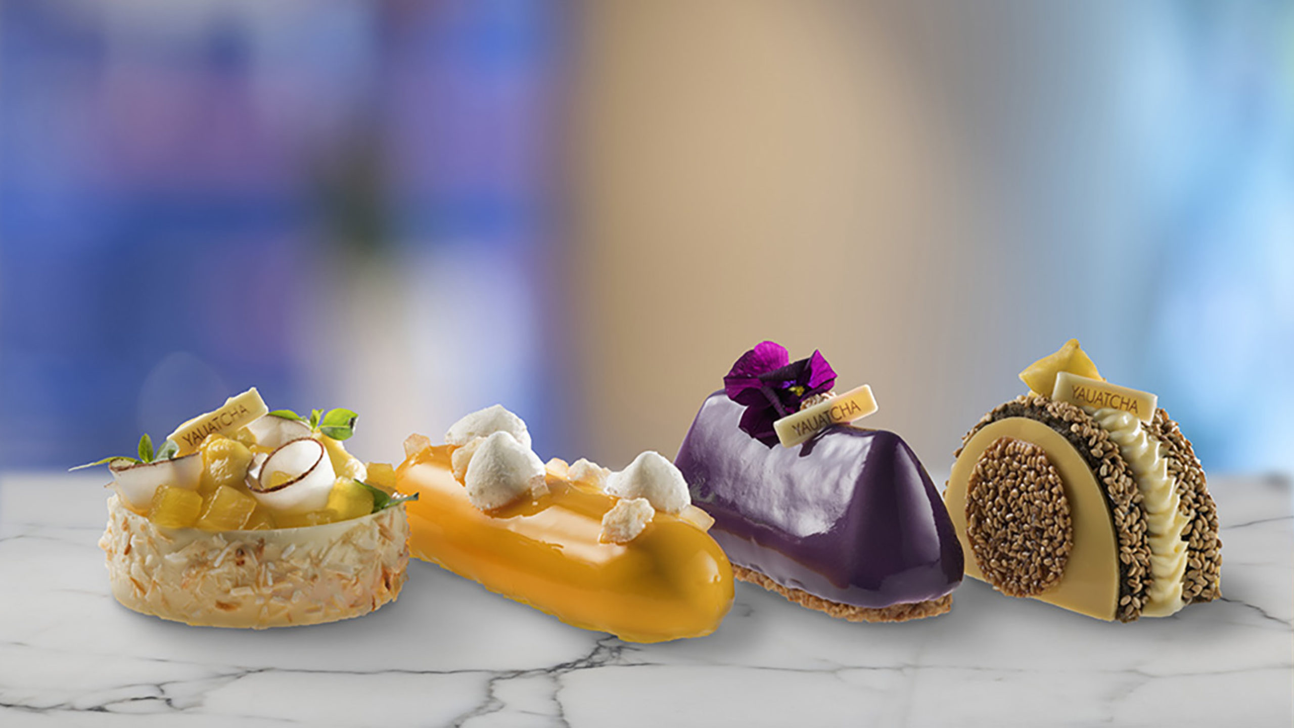 Spring Collection of Desserts