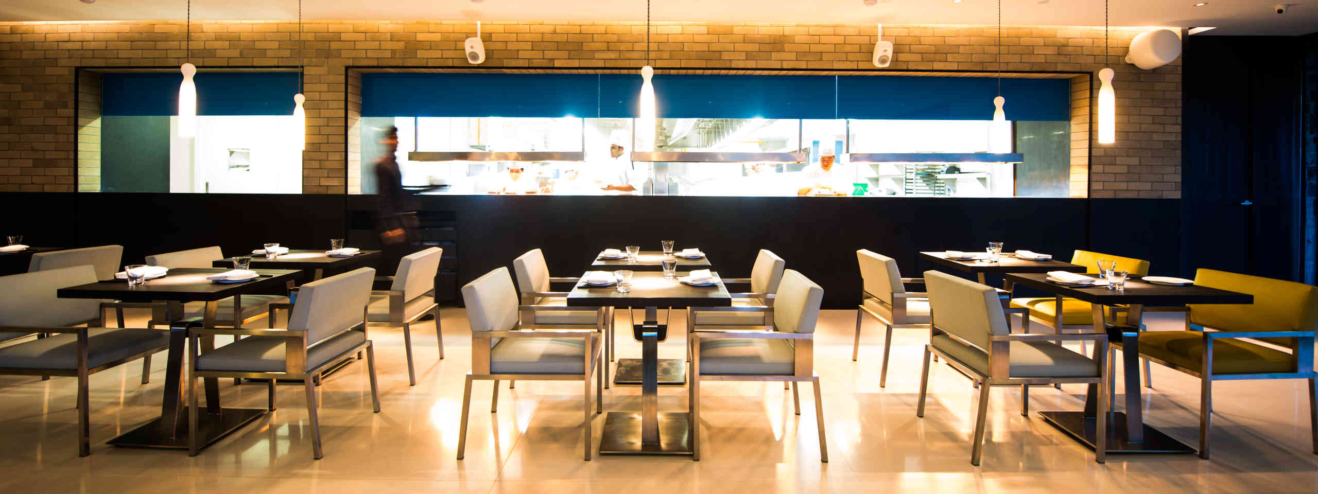 Yauatcha Bengaluru Dining Room
