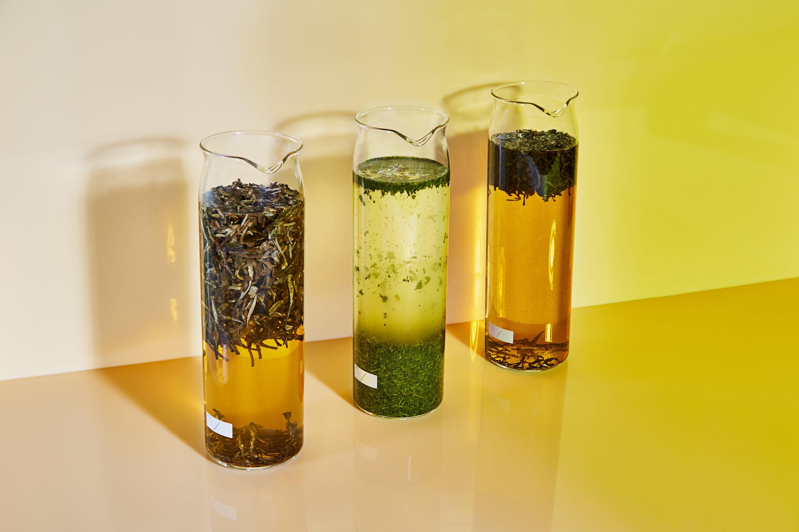 Cold Brewed Teas