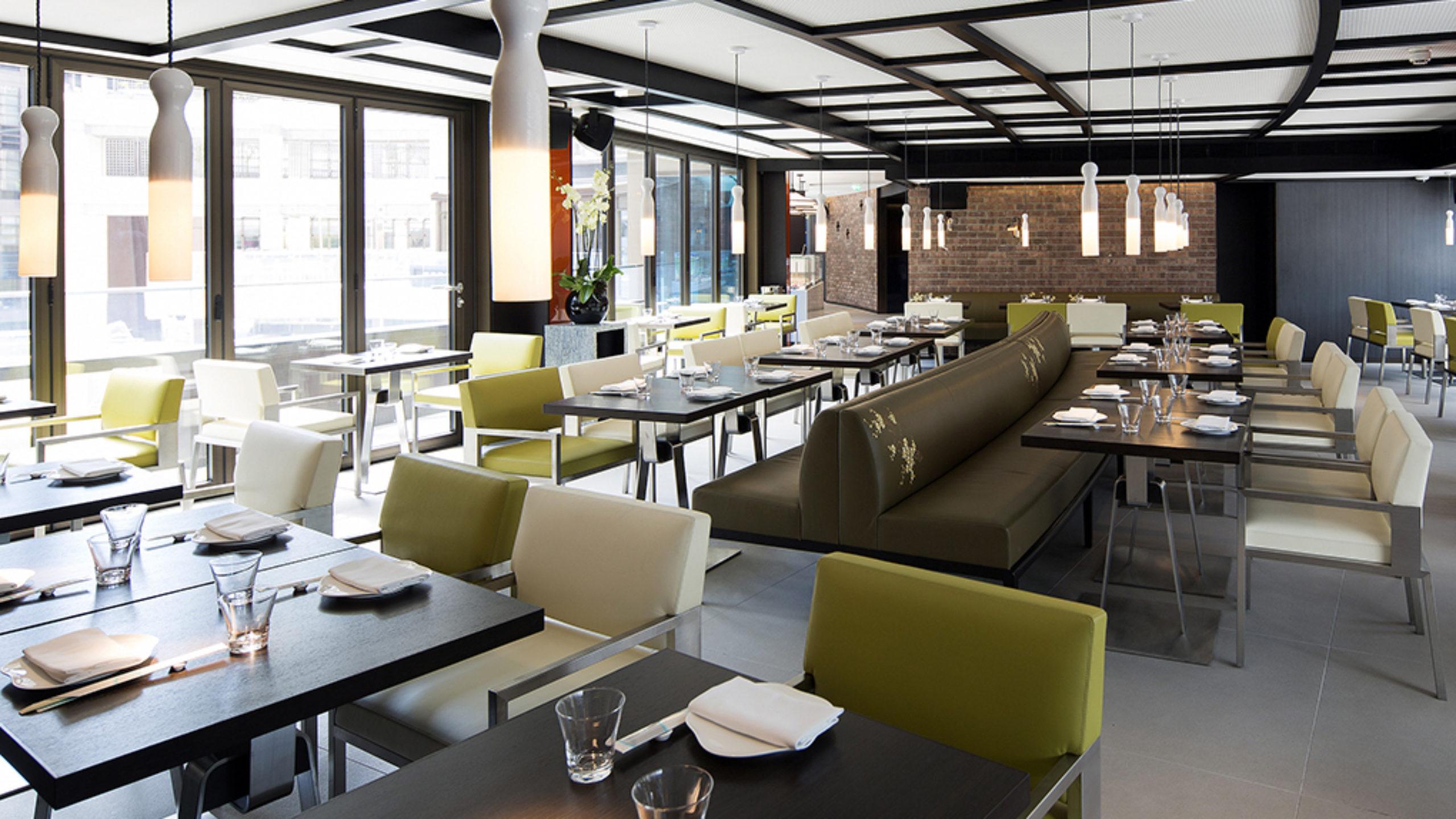 Yauatcha City Dining Room