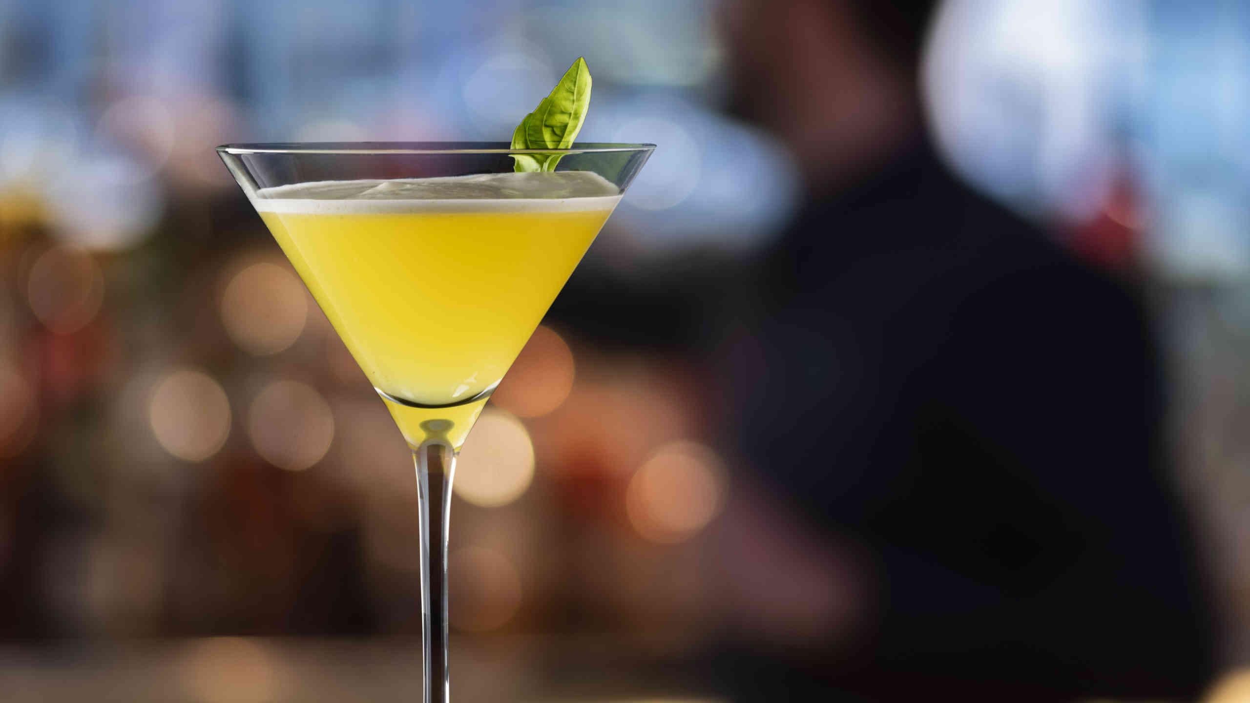 Lam Peak Martini