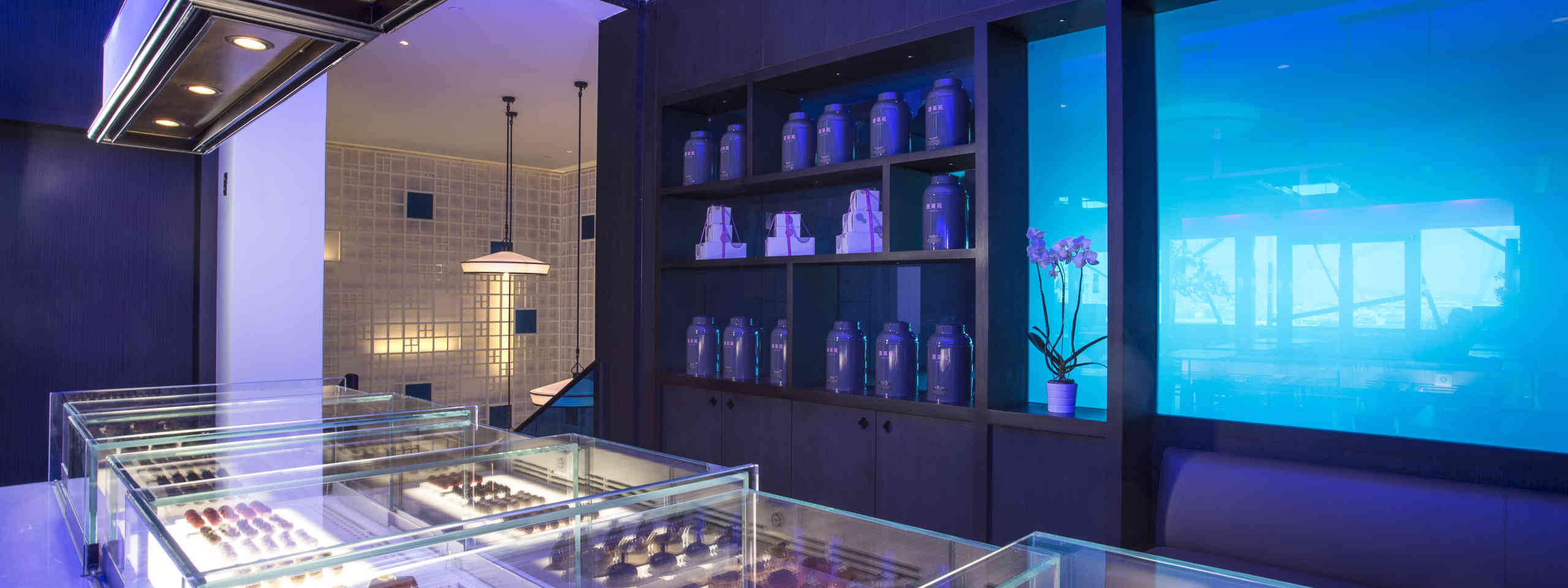 Yauatcha Riyadh Patisserie Bar
