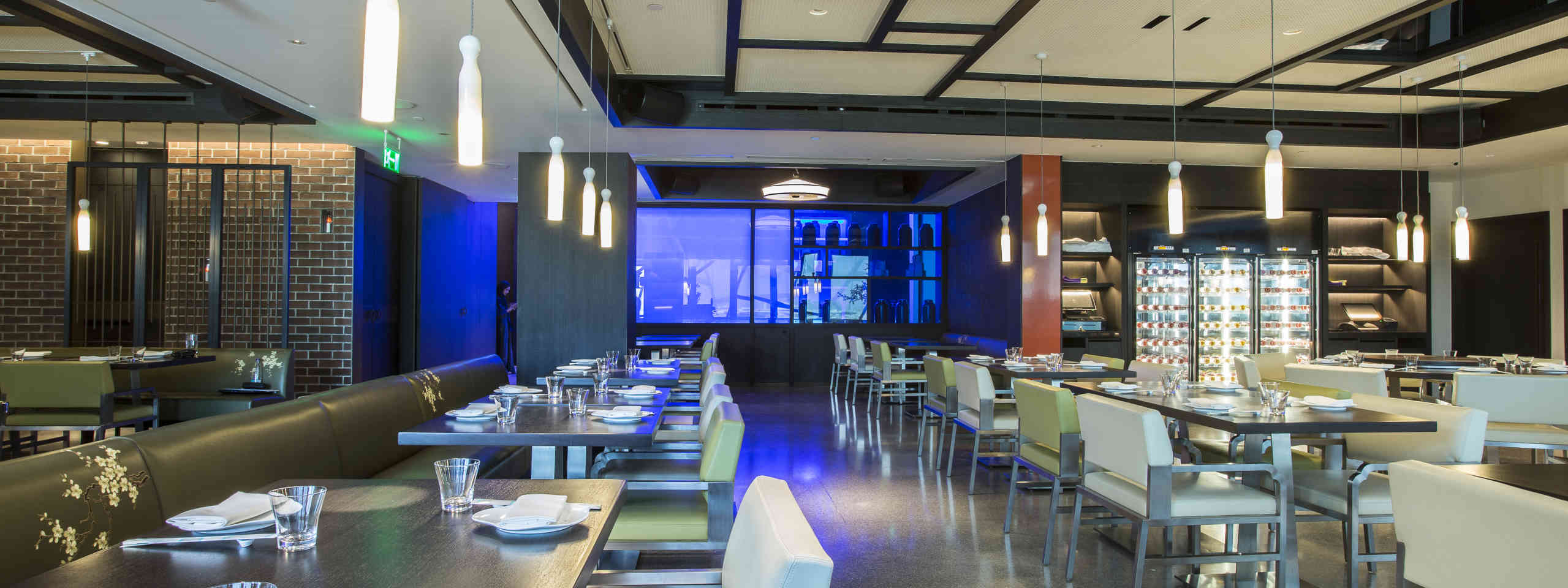 Yauatcha Riyadh Main Dining Room